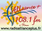 Logo Radio Alliance +
