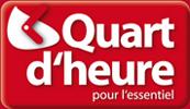 Logo Quart d'heure pour l'essentiel