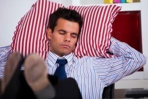 Tout est bon dans la sieste !