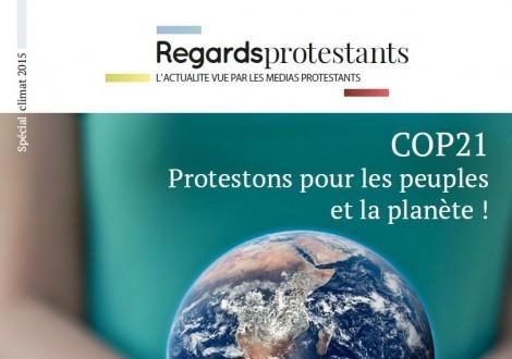 """""""Spécial climat"""" : les protestants se mobilisent et le font savoir !"""
