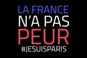 La France n'a pas peur