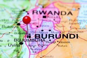Impasse au Burundi