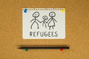 Une fête multiculturelle pour les migrants