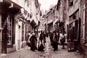 Colporter dans le Morbihan en 1925 : Adrien Condamin