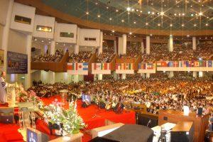 Les plus grandes Eglises évangéliques sont en Asie