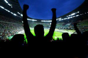 Supporters comme au ciel