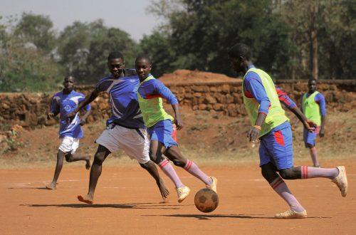 Malawi, une école de football donne de l'espoir