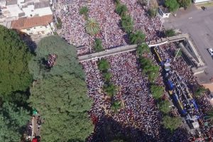 Des centaines de milliers de personnes à la Marche pour Jésus au Brésil