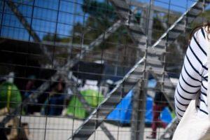 Conditions de vie difficiles pour les migrants