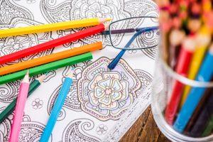 Les coloriages pour adultes ont le vent en poupe