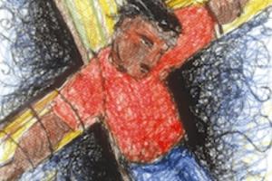 Les « dessins de Lampedusa » au Parlement européen
