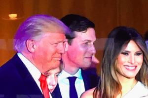 Dieu absent de la première allocution de Donal Trump