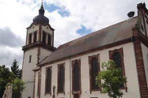 Eglise luthérienne de Dettwiller : colocation avant l'heure
