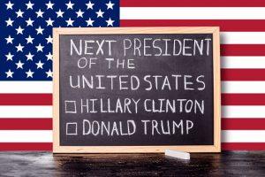 Elections américaines : la dernière ligne droite !