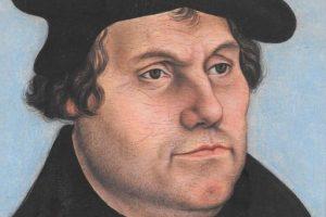 De la lecture sur Luther