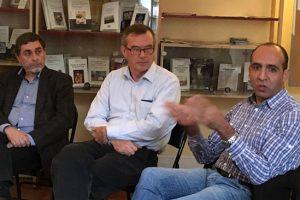 Rencontre avec Hadi Ghantous, pasteur syrien au Liban