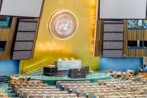 L'ONU quand même…