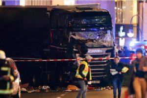 Attentat à Berlin