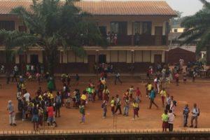 Un pasteur français à Bangui