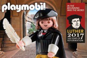 Le Playmobil Luther s'est déjà écoulé à un demi-million d'exemplaires