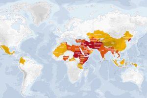 Moins de chrétiens tués pour leur foi, mais davantage de persécutions