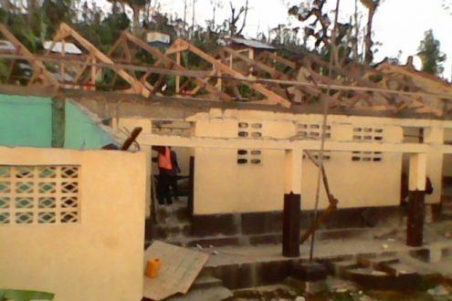 Haïti : trois mois après l'ouragan Matthew