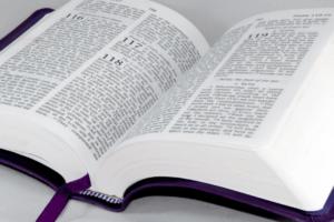 La Bible un livre d'actualité
