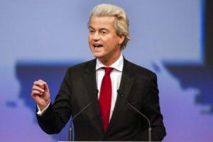 Geert Wilders, le leader populiste
