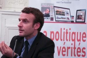 Politique pénale, les engagements d'Emmanuel Macron