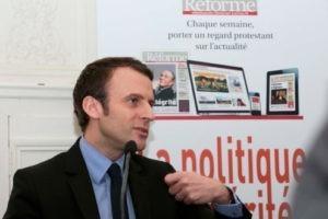 Rencontre Réforme Macron