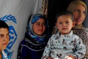 Accueil des réfugiés : accord humanitaire entre les Églises et l'État