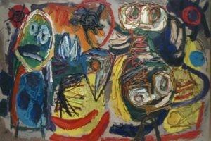 Karel Appel - L'art est une fête !