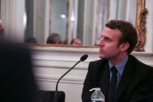 Économie : Emmanuel Macron promet de faire progresser l'innovation sociale