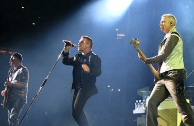 « I still haven't found what I'm looking for » de U2
