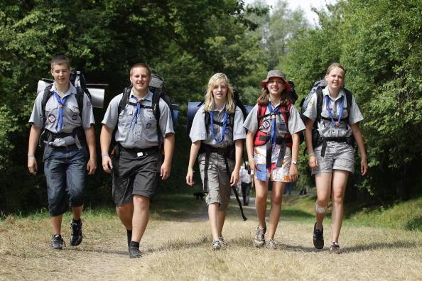 Les scouts font-ils peur ?