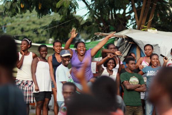 Une soirée pour Haïti le 12 janvier