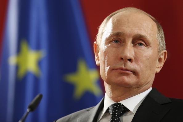Vladimir Poutine, l'homme fort de Russie
