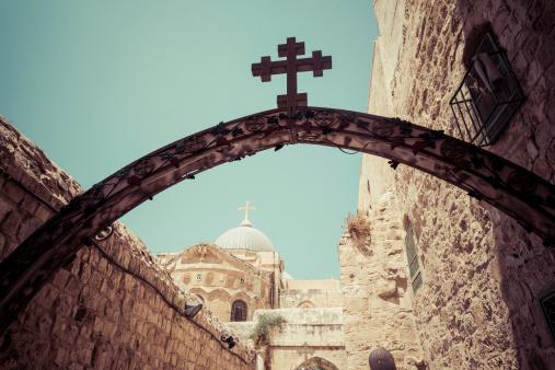 Des jeunes à Jérusalem