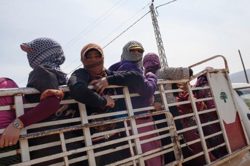 Réfugiés syriens au Liban : quelles conséquences ?