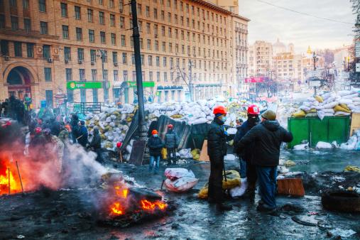 Les enjeux de la crise ukrainienne