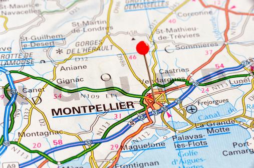 Reconversion d'un temple réformé à Montpellier