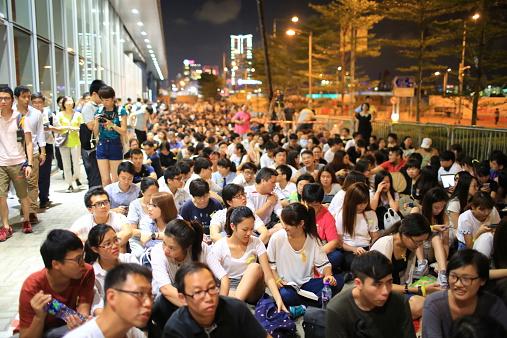 La rébellion de Hongkong contre Pékin