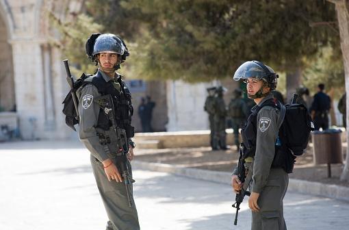 Montée de la violence en Israël