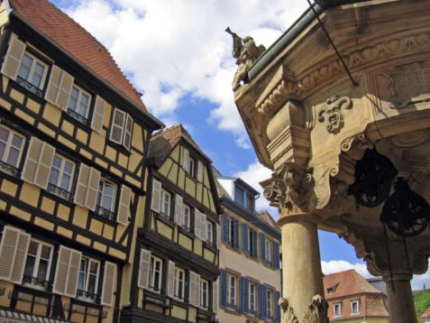 Mulhouse, ville étape du Tour de France