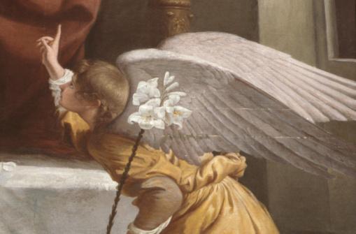 Les anges dans la Bible