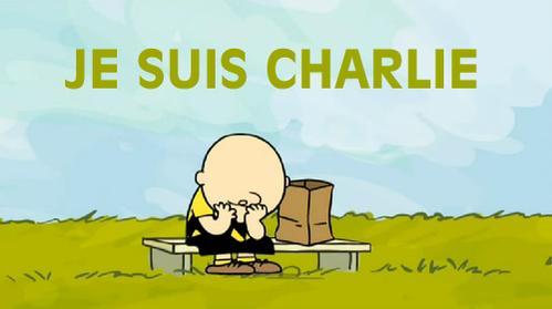 Oui, nous sommes tous Charlie