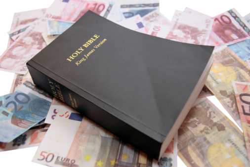 Faire fortune grâce à la Bible ?