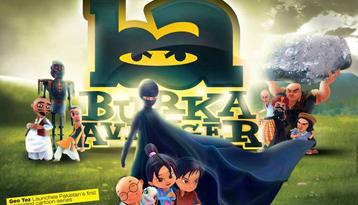 «Burka Avenger», un dessin animé pas comme les autres