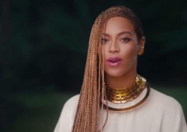 Beyoncé dit «oui» à Jésus !