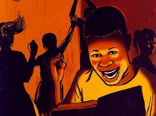 «Éclats d'Afrique», la BD protestante francophone qui monte